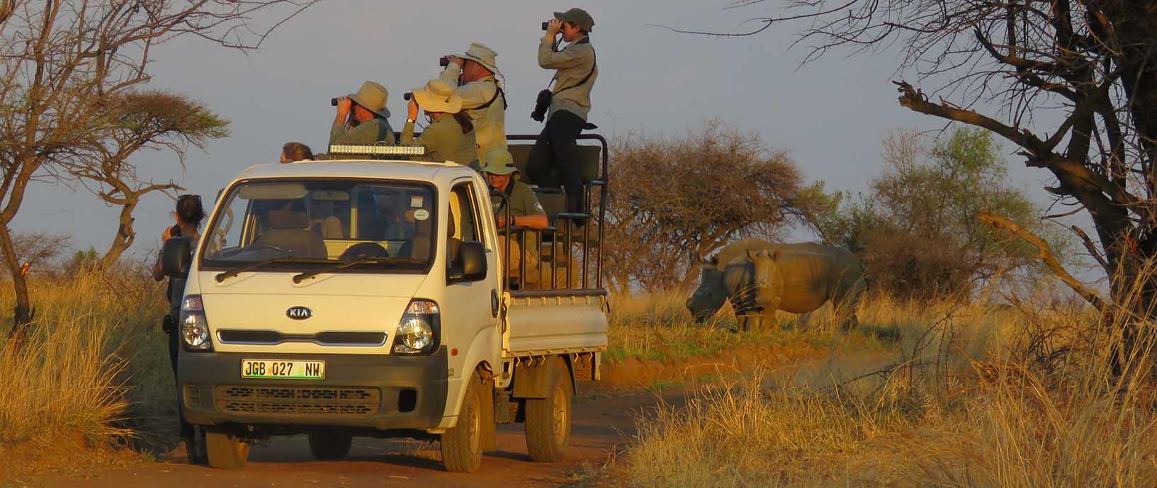 Endangered Rhino Conservation ERC Saving Rhinos Slider Image 5