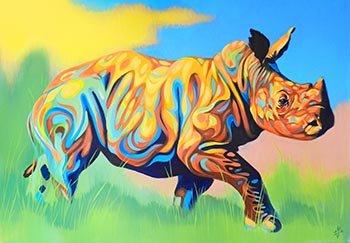 Adopt a Rhino Homepage Image
